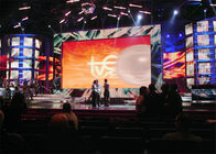 Stage Rental Full color P6 Advertising LED Screens  Modules Size 192mm x 192mm