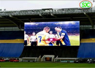 SMD 1R1G1B Large Football Stadium LED Display P10 for Advertising