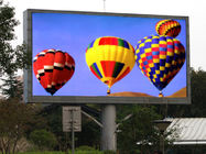 P12 Outdoor Full Color LED Display , High Refresh Rate Advertising LED Billboard