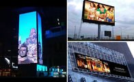 Light weight P12 Outdoor Full Color LED Display Advertising Multi Signals With CE / RoHS