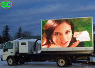 Advertising Trailer TV Screen Mobile Truck Sign P6 Outdoor LED Display
