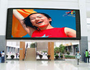 Indoor P3.91 Hanging LED Display Lease aluminum cabinet HD Clear video smd2121