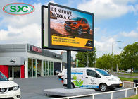 HD P5 Smd Outdoor Full Color LED Display Modules Advertising Message Billboard