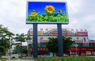 Flexible Outdoor Stage LED Screens 576x576*85mm Cabinet Size LED Wall Panel