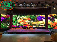 4.81mm Resolution Stage LED Screens Rental UL Approved With Nova Control