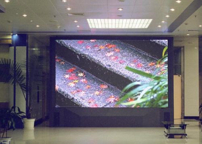 Big Indoor P5mm Event  Stage Backdrop Fixed Led Video Wall Display Screen for Summit Studio