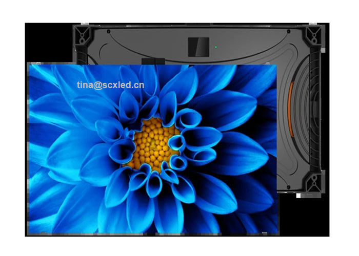 Wide Viewing Angle GOB P2 2500cd/㎡ Indoor Full Color LED Display