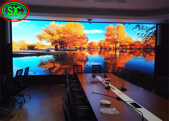 3840HZ Exhibition P1.56 P1.667 P1.923 GOB LED Display